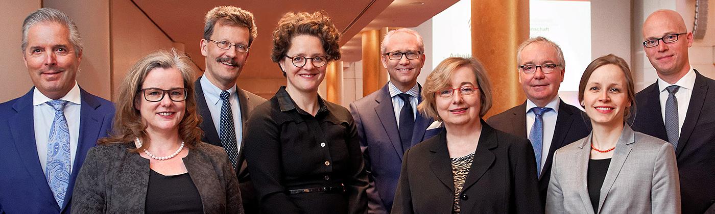 Vorstand der Arbeitsgemeinschaft Medizinrecht im DAV