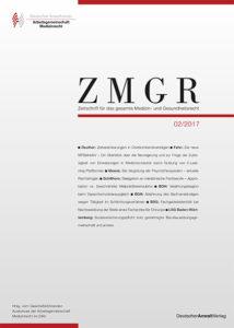 ZMGR - Titelseite 02/2017
