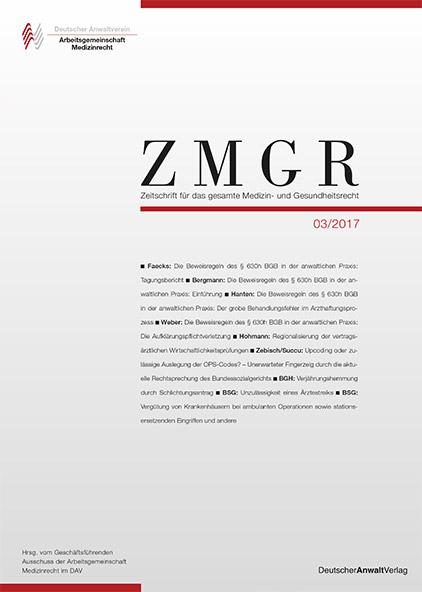 ZMGR - Titelseite 03/2017